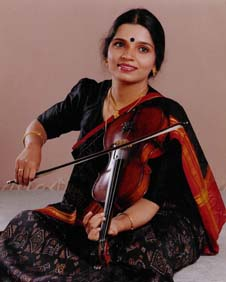 Photo von Kala Ramnath - Violine